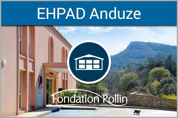 EHPAD Anduze