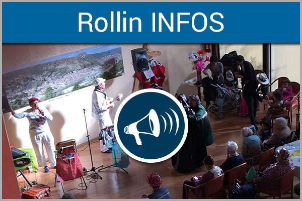Rollin Infos